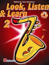 LOOK, LISTEN & LEARN Book 2 + CD (tenor)