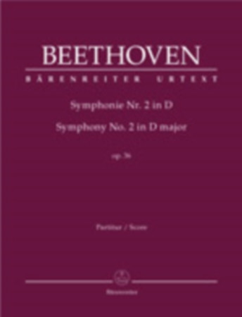 CRITICAL COMMENTARY ON BEETHOVEN'S 2nd SYMPHONY
