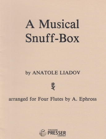 A MUSICAL SNUFFBOX