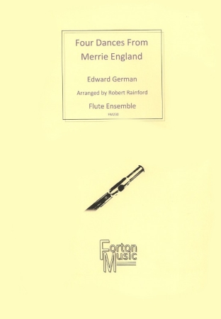 FOUR DANCES FROM MERRIE ENGLAND