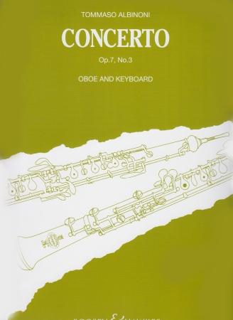 CONCERTO Op.7 No.3 in Bb major