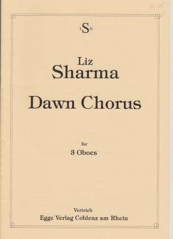 DAWN CHORUS score & parts
