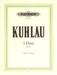 THREE DUOS Op.81