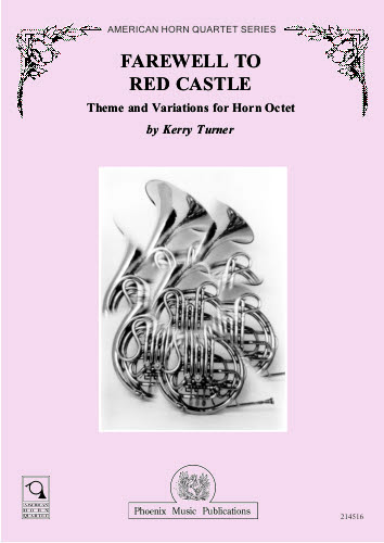 FAREWELL TO RED CASTLE score & parts