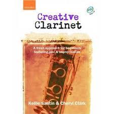 CREATIVE CLARINET + CD