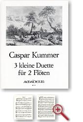 3 LITTLE DUETS Op.20