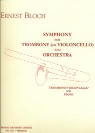 SYMPHONY for Trombone & Orchestra