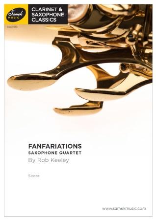 FANFARIATIONS (score & parts)