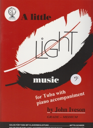A LITTLE LIGHT MUSIC (bass clef)