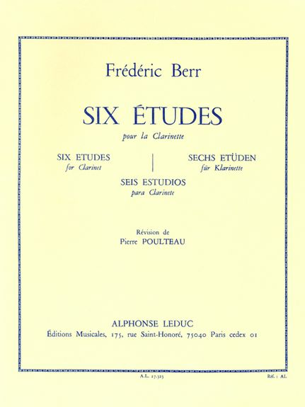 SIX ETUDES