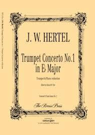 TRUMPET CONCERTO No.1 in Eb major