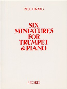SIX MINIATURES FOR TRUMPET