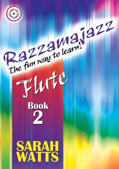 RAZZAMAJAZZ Flute Book 2 + CD