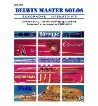 BELWIN MASTER SOLOS Intermediate solo part