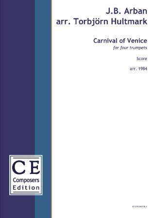 CARNIVAL OF VENICE (score & parts)