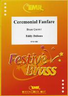 CEREMONIAL FANFARE score & parts