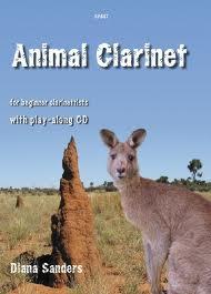 ANIMAL CLARINET + CD