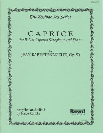 CAPRICE Op.80
