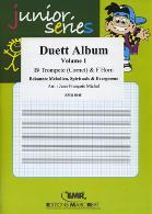 DUETT ALBUM (JUNIOR SERIES) (horn in F)