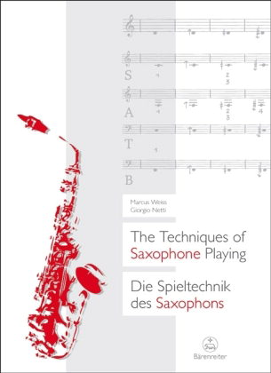 THE TECHNIQUES OF SAXOPHONE PLAYING