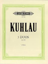 THREE DUETS Op.80