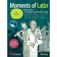 MOMENTS OF LATIN + CD