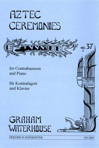 AZTEC CEREMONIES Op.37