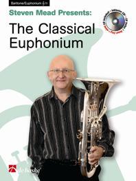 THE CLASSICAL EUPHONIUM + CD (treble/bass clef)