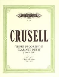 THREE PROGRESSIVE CLARINET DUETS