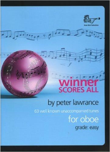 WINNER SCORES ALL + CD Oboe Part