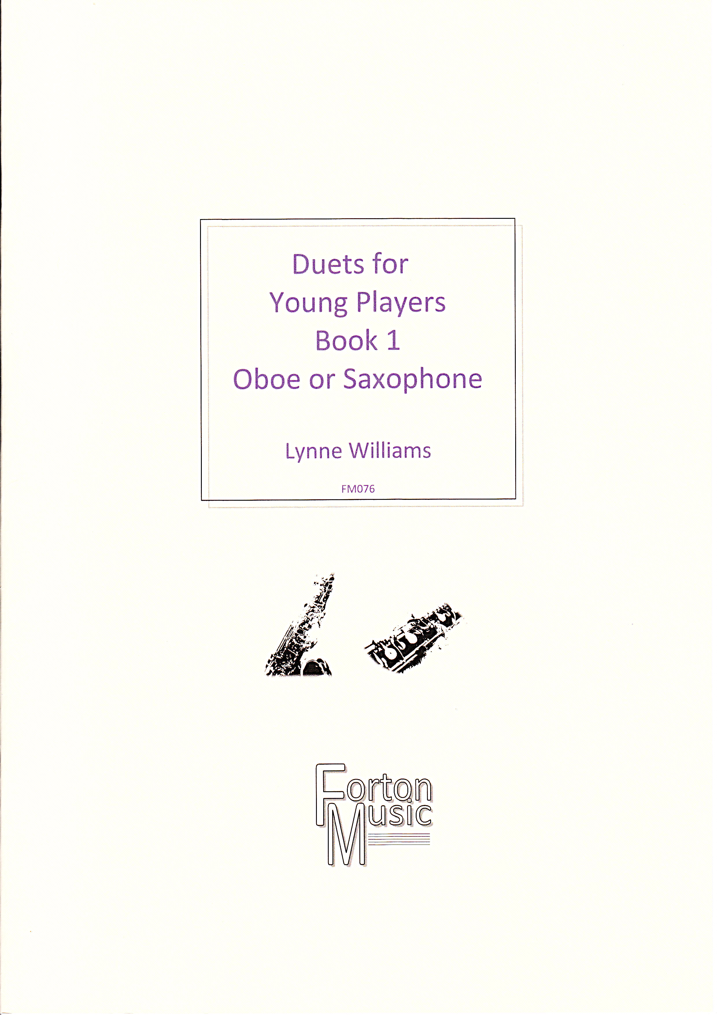 DUETS FOR YOUNG PLAYERS Book 1