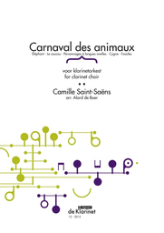 CARNIVAL OF THE ANIMALS (score & parts)