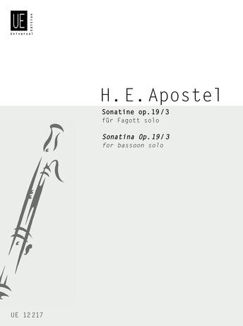 SONATINE Op.19 No.3