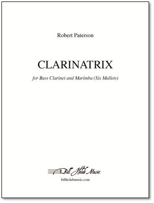 CLARINETRIX score & parts