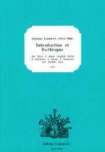 INTRODUCTION & BURLESQUE