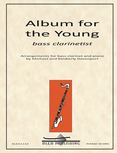 ALBUM FOR THE YOUNG BASS CLARINETTIST