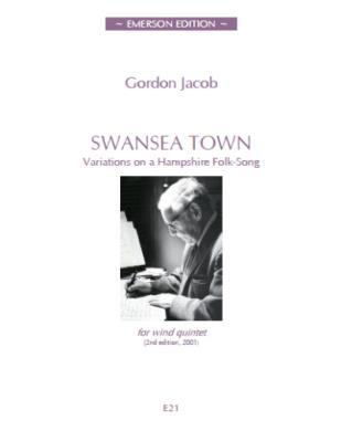 SWANSEA TOWN (score & parts)