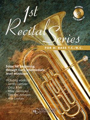FIRST RECITAL SERIES + CD (treble/bass clef)