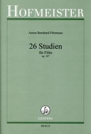 26 STUDIES Op.107