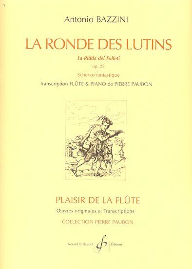 LA RONDE DES LUTINS Op.25