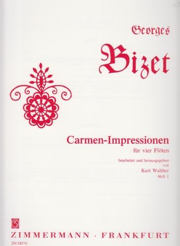 CARMEN IMPRESSIONS