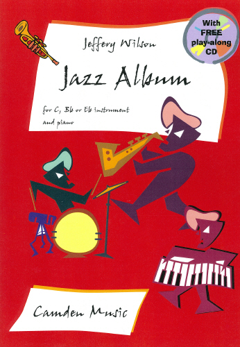 JAZZ ALBUM + CD