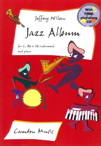 JAZZ ALBUM + CD