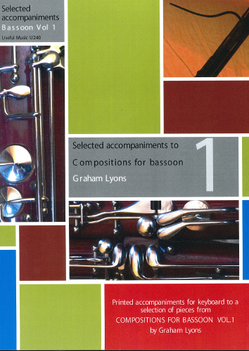 COMPOSITIONS Volume 1 Selected Piano Accompaniments