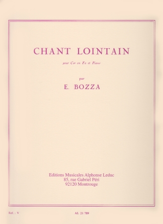 CHANT LOINTAIN
