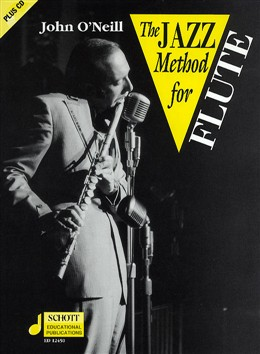THE JAZZ METHOD FOR FLUTE + CD
