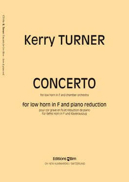 CONCERTO for Low Horn