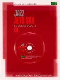 ALTO SAXOPHONE Grade 4 CD 2006+