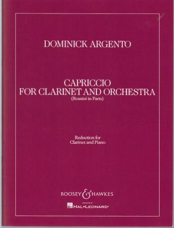 CAPRICCIO Rossini in Paris
