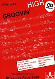 GROOVIN' HIGH Volume 43 + CD